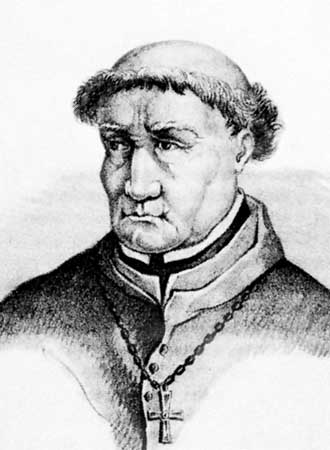 Tomas de Torquemada - the first Grand Inquisitor.