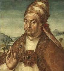 Pope Sixtus IV - authorized the Spanish Inquisition.
