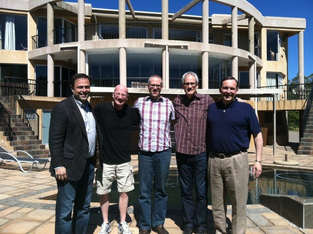 DeYoung and pals Dever, Mahaney, Kauflin and Duncan.