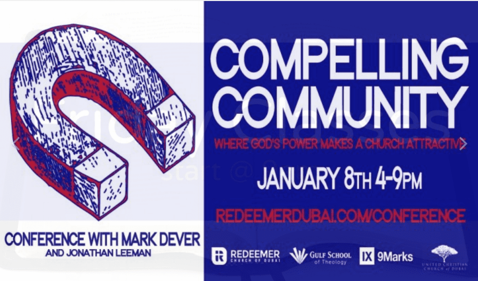 2015-12-04 Dever and Leeman conference at Redeemer