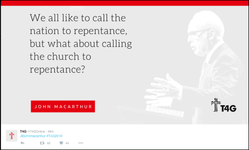 2016-04-14 Mac calls church to repent