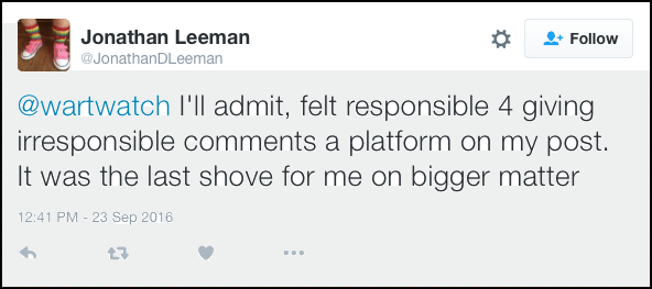 2016-09-24-leeman-says-irresponsible-comments